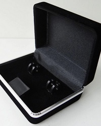 Luxe Bewaarbox Productbanner Unieke Manchetknopen